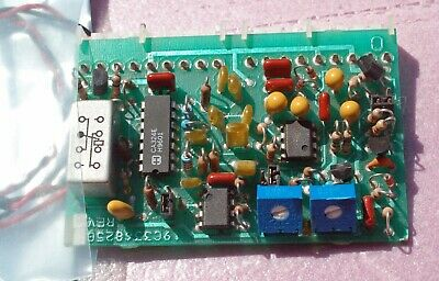 Ge Mastr Ii Digital Data Board 19c336825g1 For Vhf Pll Exciters Voice And Data