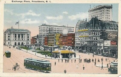 PROVIDENCE RI – Exchange Place
