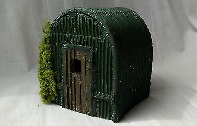 Garden Railway G Gauge 1:24th Scale Railway 2 corrugated sheds Buildings for sale  Rhyl