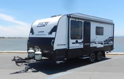 2018 PRORV 18FT6 ALUMINIUM FRAME Caravan Clontarf Redcliffe Area Preview