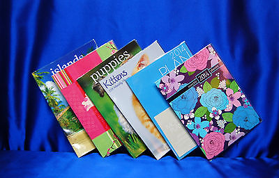 2014 Large Month Planner 7.5 X 10 Pick Your Cover Style Free Next Day Shipping