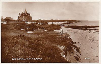 The Beach, JOHN O' GROATS, Caithness RP