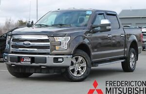 2016 Ford F-150 Lariat ECOBOOST | HEATED/COOLED LEATHER | NAV