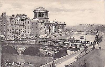 Four Courts, DUBLIN, County Dublin, Ireland