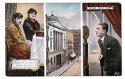 Jewish New Year Postcards
