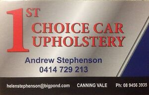 ROOF LINING REPAIRS TO ALL MAKES AND MODELS. Canning Vale Canning Area Preview