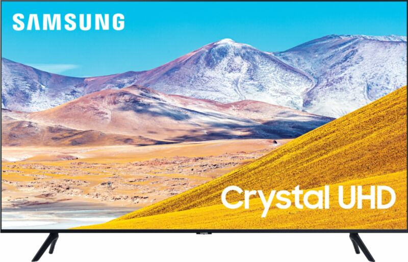"""Samsung - 43"""" Class - 8 Series - 4K UHD TV - Smart - LED - with HDR"""