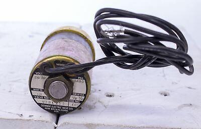 Skinner Parker V10 Series 3 Way Hydraulic Solenoid Valve V18lx12 12060