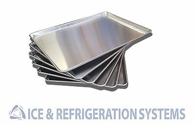 18x26 FULL SIZE SHEET PAN BUN PANS COMMERCIAL BAKERY RESTAURANT 6 PACK