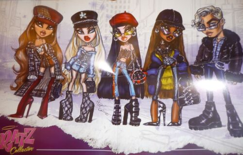 BRATZ Poster Collector Limited Edition 2018 by Hayden Williams