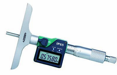 Insize Electronic Digital Depth Micrometer 0-60-150mm 3540-150e