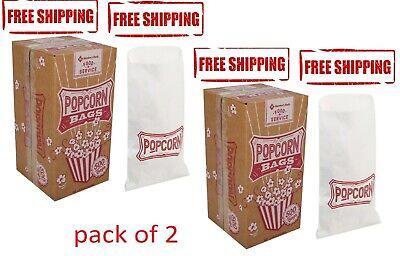 Members Mark Popcorn Bags - 1.5 Oz 500 Ct Pack Of 2