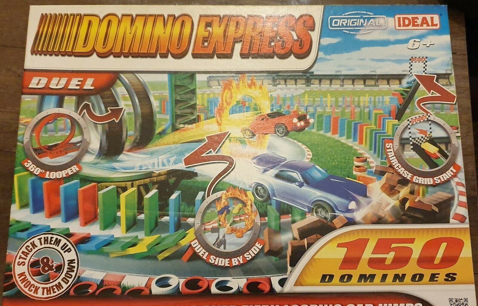 Domino Express Duel