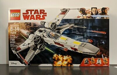 LEGO Star Wars X-Wing Starfighter 75218 RETIRED