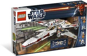 LEGO STAR WARS 9493 - X WING STARFIGHTER - RETIRED SET - NEW - MELB SELLER