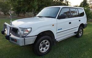 1999 Toyota LandCruiser Prado RV6 Gerogery Greater Hume Area Preview