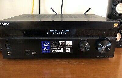 Sony STR DN860 7.2 Channel 165 Watt Receiver