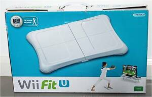 Brand New Nintendo Wii Fit U Balance Board + Fit Meter + Game fit Kiama Kiama Area Preview