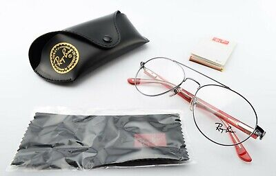 RAY-BAN LUXOTTICA Brille Mod. RB 6134 2555 51[]16 135 Panto Red Eye Frame CE