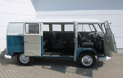 Volkswagen T1 Bus * SAFARI FENSTER * VOLLRESTAURATION *
