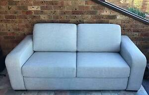 Harvey Norman Sofa Bed - Excellent Condition Manly Manly Area Preview
