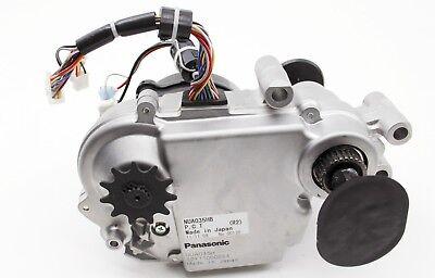 Panasonic Elektro Motor für 45 km/h E-Bike Speed Panasonic NUA035HB, R2 gebraucht kaufen  Bösel