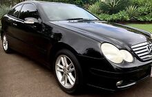 2003 Mercedes-Benz C180 Coupe Pacific Paradise Maroochydore Area Preview