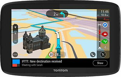 "TomTom - GO Supreme 6"" GPS with Built-In Bluetooth, Lifetime Map - Sealed"
