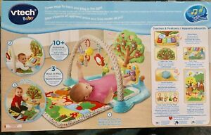 Lil critters musical glow gym- new in box