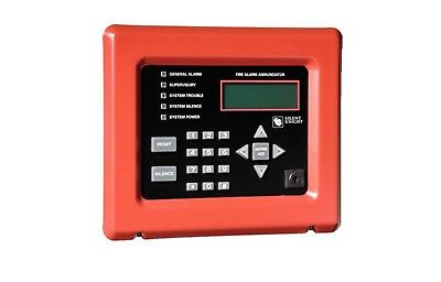 Honeywell Silent Knight Fire Alarm Control Panels 5860r Remote Annunciator