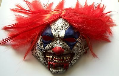 Es Clown Kostüm Pennywise (Tim Curry Signiert Stephen Kings es Pennywise Clown Kostüm Maske PSA/DNA Coa #1)