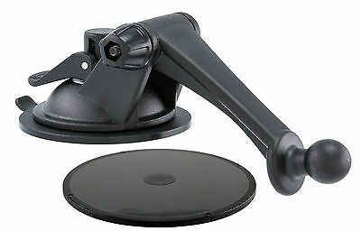 (GN079WD: Arkon Sticky Dash Windshield mount with disk for Garmin Nuvi, DEZL GPS)