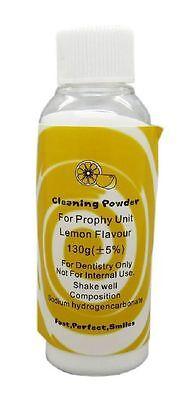 Dental Vector Prophy Cleaning Powder Lemon 130 Grams - Pbpp