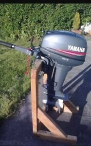 Yamaha 15 hp outboard Pelverata Huon Valley Preview