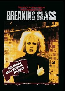BREAKING GLASS (Peter-Hugo Daly) - DVD - Region 1