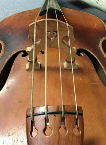 FMI Real Guts Upright Double Bass Strings European Made Finished in USA 5 String