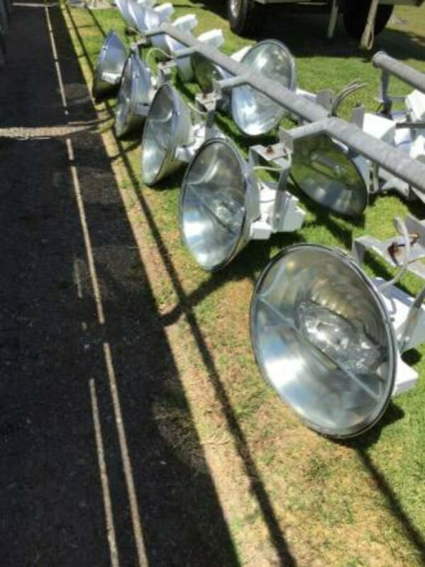 1500 Watt Metal Halide Stadium Lights