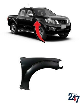 Front Wing Right O//S Without Hole Nissan /& Navara Pathfinder 2005-2010 Brand New