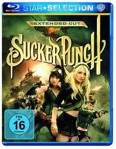 Blu-ray Sucker Punch - Extended Cut * NEU OVP