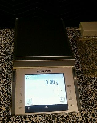 Mettler Toledo Xp4002s Lab Balance D.01g Max4100g Working Great