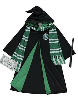 Harry Potter DRACO MALFOY Fancy Dress Costume OUTFIT Halloween ()