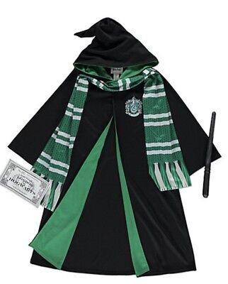 Harry Potter DRACO MALFOY Fancy Dress Costume OUTFIT - Harry Potter Malfoy Kostüm