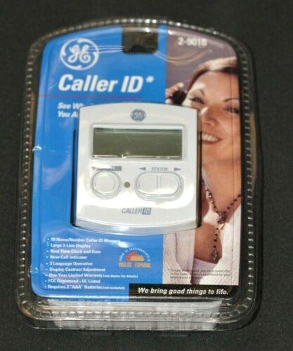 Home Phone Caller ID Display Box GE 2-9016 Name Number Memory Land Line NEW
