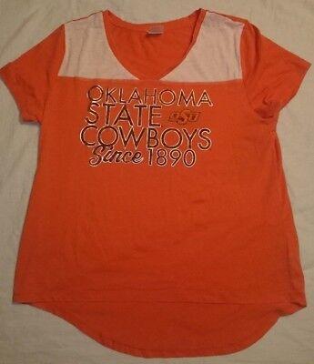 Rivalry Threads Ladies / Women's Oklahoma State OSU Cowboys Since 1890 T-Shirt - Oklahoma Ladies T-shirt