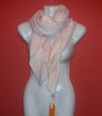 COLLE HUGO BOSS ORANGE Schal NUBASICA / Damen Accessoire Baumwolle Bright pink
