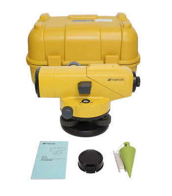 Topcon At-b2 32x Auto Level For Surveying Total Station 1 Month Warranty