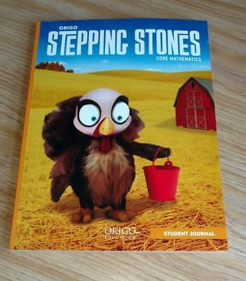 Origo Stepping Stones 2nd Grade Student Journal Common Core Mathematics Workbook (Common Core 2nd Grade)