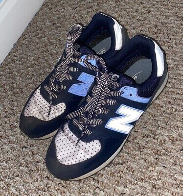 New Balance 574 Women's Size 8.5 Running Blue Tennis Athletic Shoes