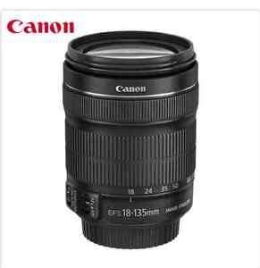 Canon 18 to 135mm Stm lense for Sale Glenfield Campbelltown Area Preview