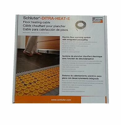 Ditra Heat Cable- Dhehk12016 - Schluter 120 V